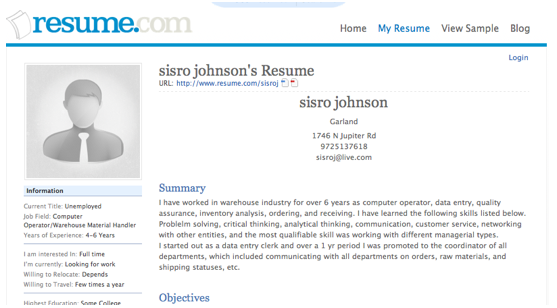 Professional resume writing services dallas College paper Writing ...
